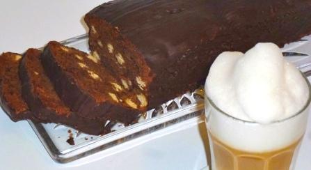 Kuchen-Budapester-Schokoladenruecken