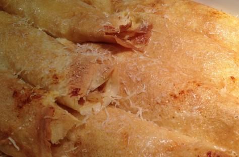 Sauerkraut-Crepes
