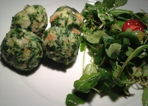 Strangolapreti Salat