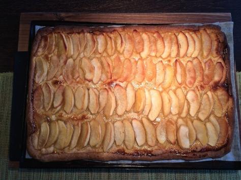 Apfeltarte-mit-Apfel-Thymian-Gelee-Apfelkuchen