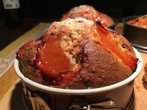Herbstkuchen mit Quitte und Kuerbiskernen und Vanille IMG_3135
